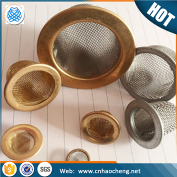 Stainless steel Filter Hookah Cap strainer for acrylic hookah