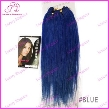 Dark blue color yaki hair extensions brazilian human hair wefts dark blue color yaki hair extensions brazilian human hair wefts for sale pmusecretfo Images