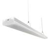 acrylic linear fixture aluminum chandelier led pendant light for coffee shop