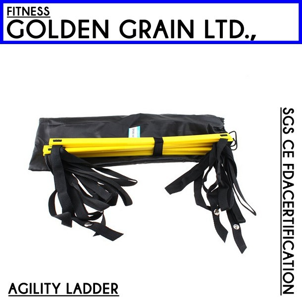 Super Flat adjustable Agility and Speed Training Ladders