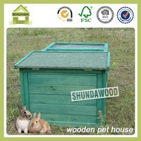 SDR07 wooden small pet cages