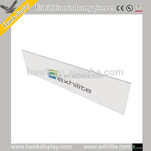 Factory direct printed trade show hanging banner 3D-011-C