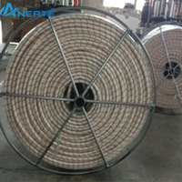 uhmwpe sisal braided fiber offshore electric traction fence ropes for heavy duty towing