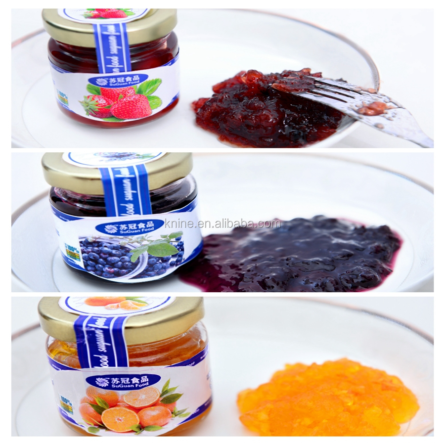 canned fruit jam melon fruit jam Golden Farm Orange Jam