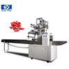 Automatic pillow flow packing machine for candy packing machine