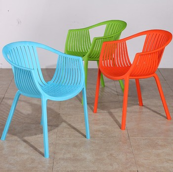 Factory Supply Modern Design Plastic Chairs