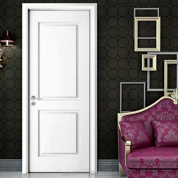 Design White Matte Lacquer Wooden