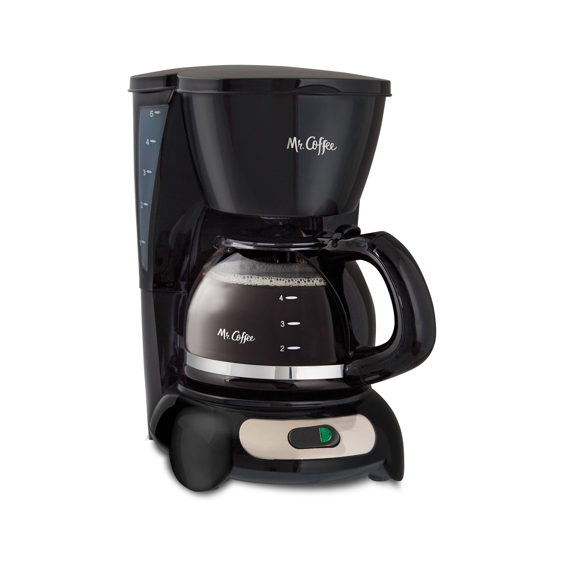Mr. Coffee 5-Cup Classic Brewing Coffee Maker for a Perfect Rich-Tasting cofffee TF7 (Certified Refurbished)