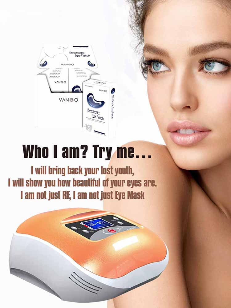 bonni RF therapy treatment eye care system for salon and clinic home users