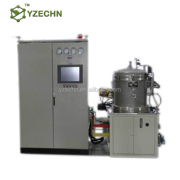 high temperature vertical vacuum furnace for sintering and annealing