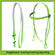 new material TPU coated nylon racing bridle with rein