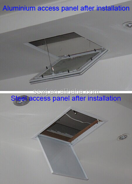 Cover Plate For Ceiling Amp Wall Decoration Buy Steel Cover Plate For Wall Inspection