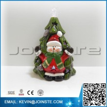 Ceramic Christmas tree ornament,christmas tree netting