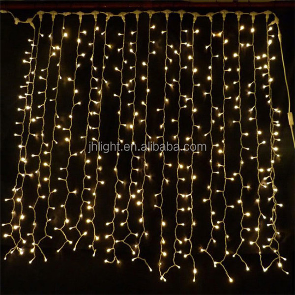 Led Outdoor Christmas String Fairy Wedding Party Curtain Light Decorative Curtain String Lights Large Outdoor Party Lights Buy Decorative