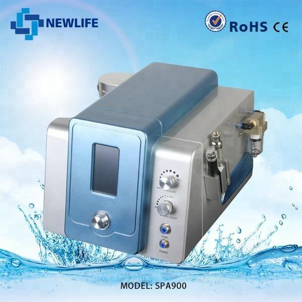 Nl Spa900 Water Microdermabrasion Hydro Exfoliator Dermabrasion