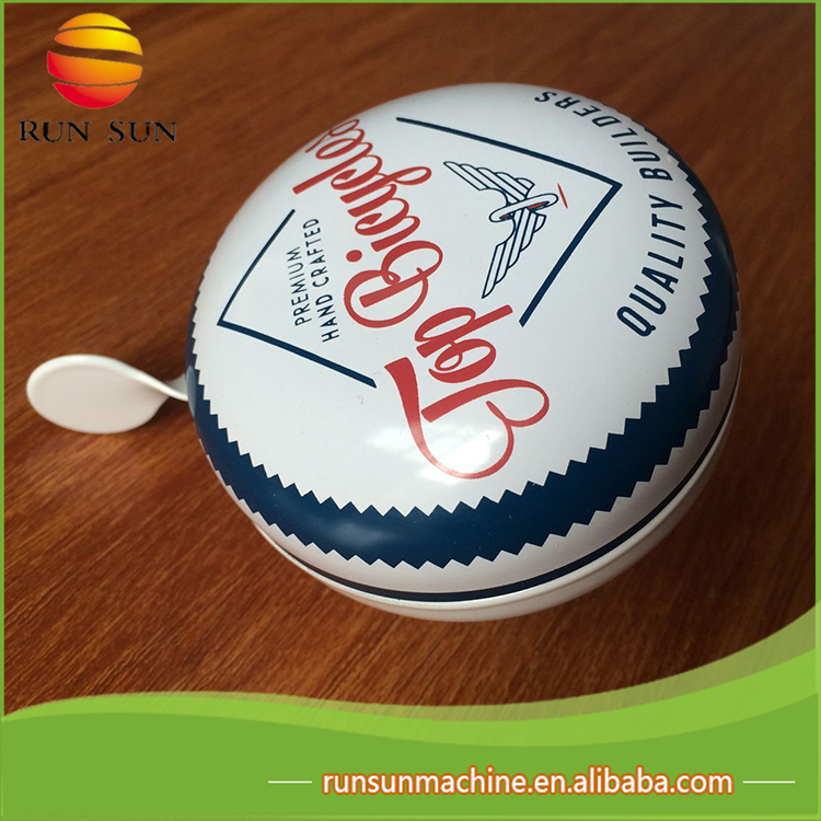 Made in China Customized Cheap Bulk 80mm Unique Horn Bicycle Bells