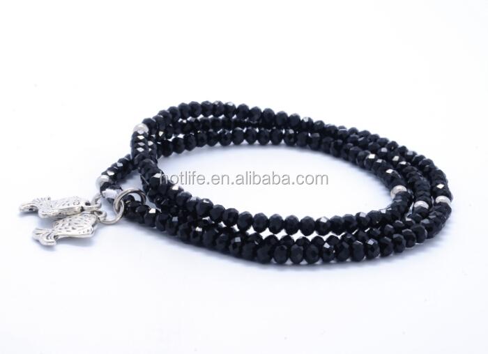 most popular products 2015 bead bracelet fish charm