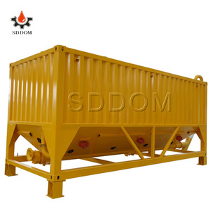 27cbm54 cbm container type cement silo fly ash storage silo price