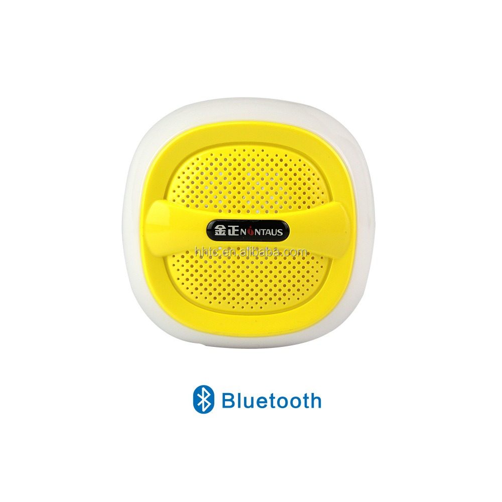 New products private label bluetooth speaker radio with usb input (HL-13)