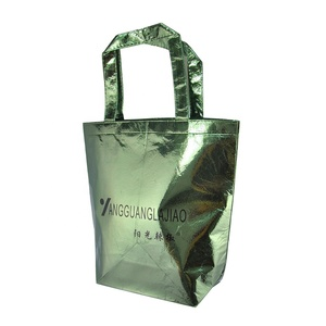 Custom Design Vegetable Disposable Fabric Carry Bag