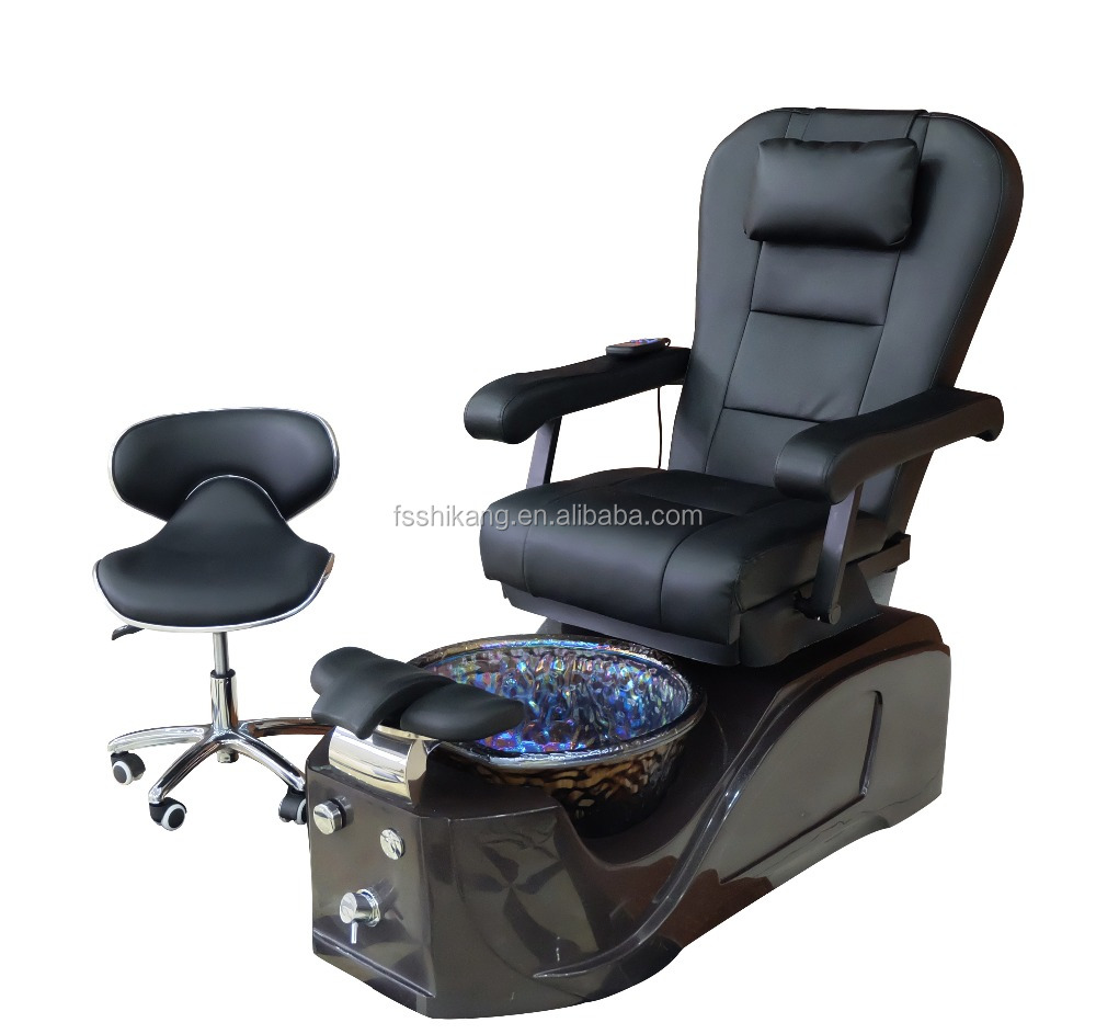 Pedicure and manicure chairs for Salon manicure chairs