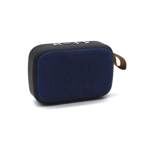 Extreme Cute Mini AUX USB Bluetooth Speaker For Corporate Gift