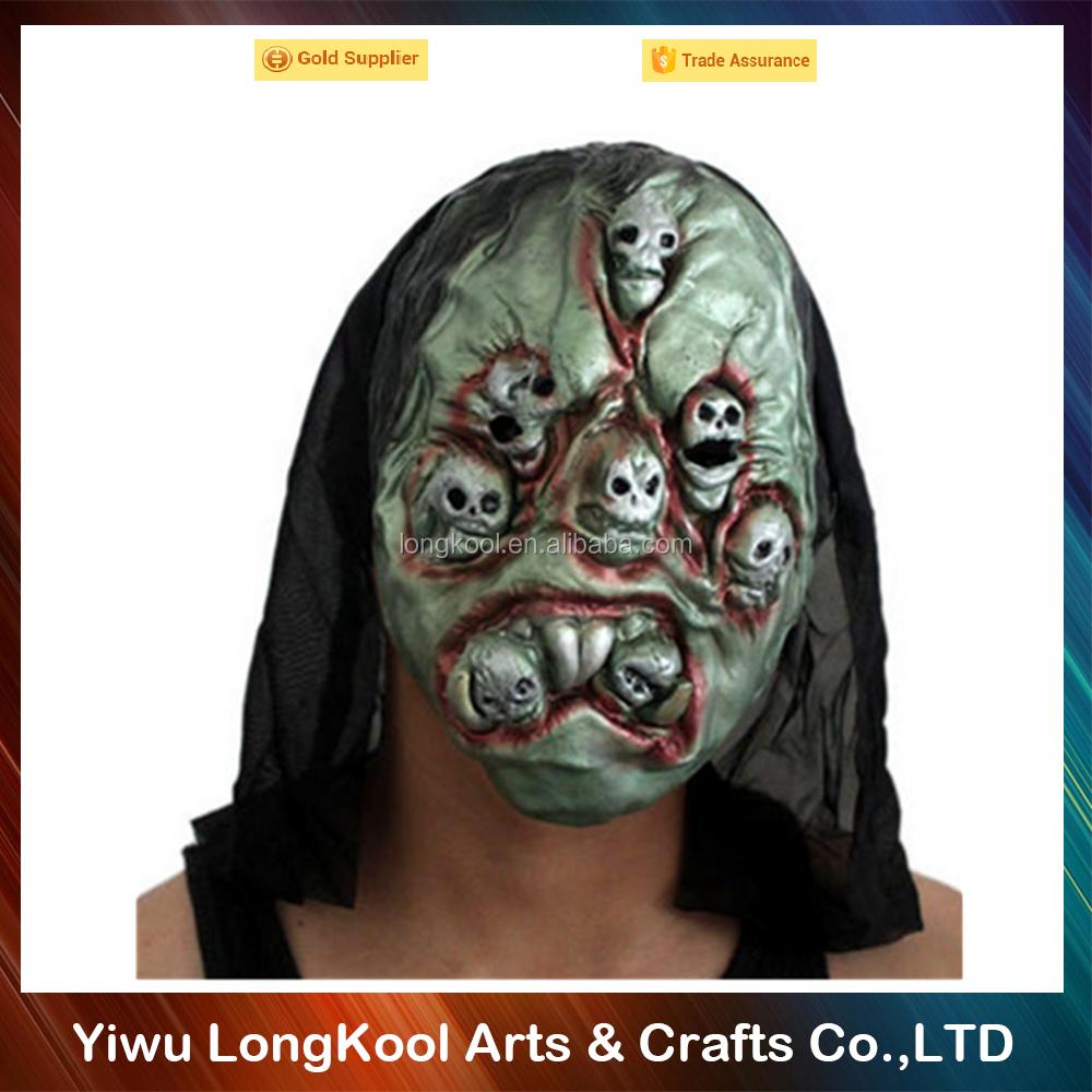 China Latex Mask Halloween, China Latex Mask Halloween ...