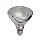 great quality Infrared Heat Bulb BR38 clear hard glass 100w halogen infrared heater lamp