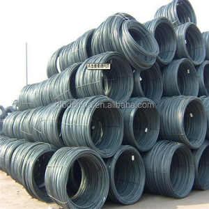 SAE 1008B 5.5 mm steel ms wire rod
