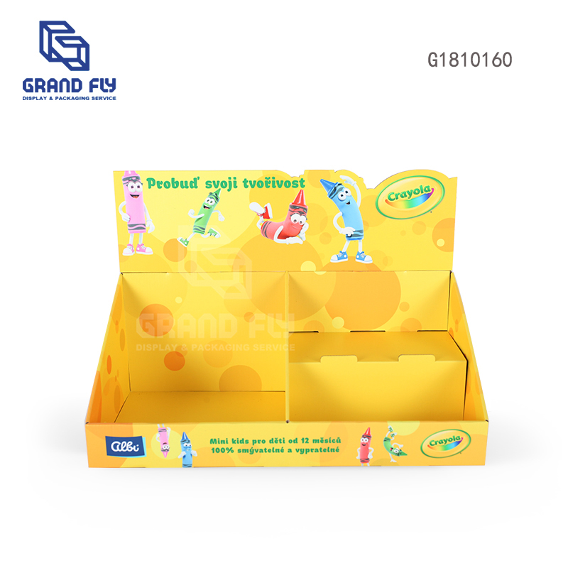 Pop Corrugated Display Cardboard Counter Display Pdq - Buy Pop Corrugated  Display,Dvd Counter Display For Pokemon,Pdq Product on Alibaba com