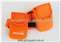 High quality neoprene mobile phone silicon case