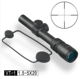 DISCOVERY OPTICS VT-1 1.5-5x20 Rifle Scope Mil Dot Reticle Come With Free Scope Mount carbine scope airgun hunting scop