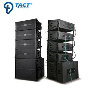 "Double 8"" Active Line Array System speakers+ professional sound system"