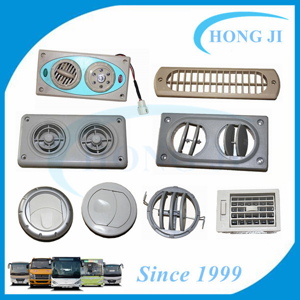 Bus Coach Air Conditioning Parts Air Vent Outlet Grill With Reading Lamp -  Buy Bus Air Outlet,Air Outlet Grille Bus,Bus Coach Air Outlet Product on