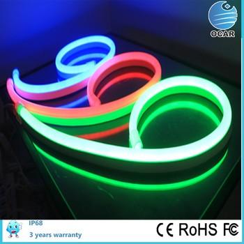 led flexible neon light unique outdoor christmas lights