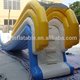 China Good Supplier Customized Giant Inflatable Water Slide Boat For Yacht