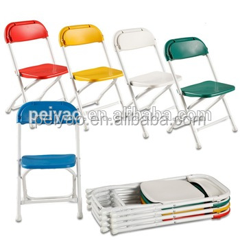 Used Metal Folding Outdoor Furniture Chairs