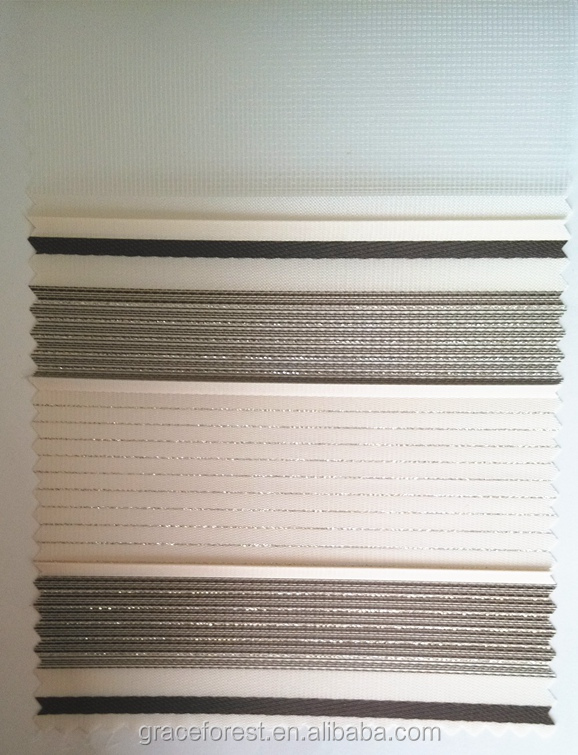 Fashional zebra blinds /office blinds / baby room blinds