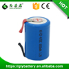 NI-CD 4/5Sub C 2500mah Rechargeable Battery 1.2v For Cordless Drill,Power Tool