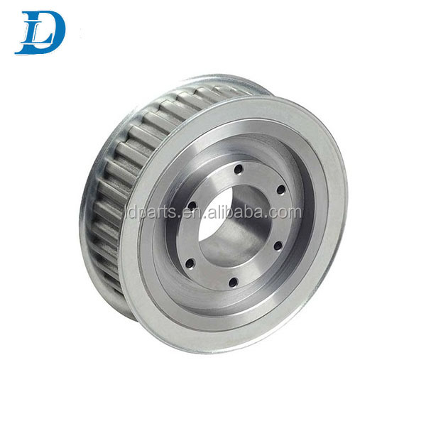 GT2 MXL HTD 3M 5M 8M Aluminum Material Timing Pulley