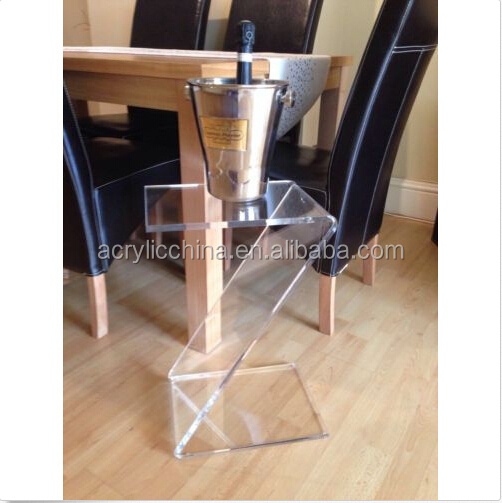 2015 New Products 2015 Innovative Product Acrylic Coffee Table, Clear Furniture Table, End Table