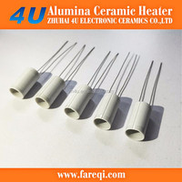 insulated resistor 3.7V 5V mch heater ceramic heating element vaporizer e cigarette