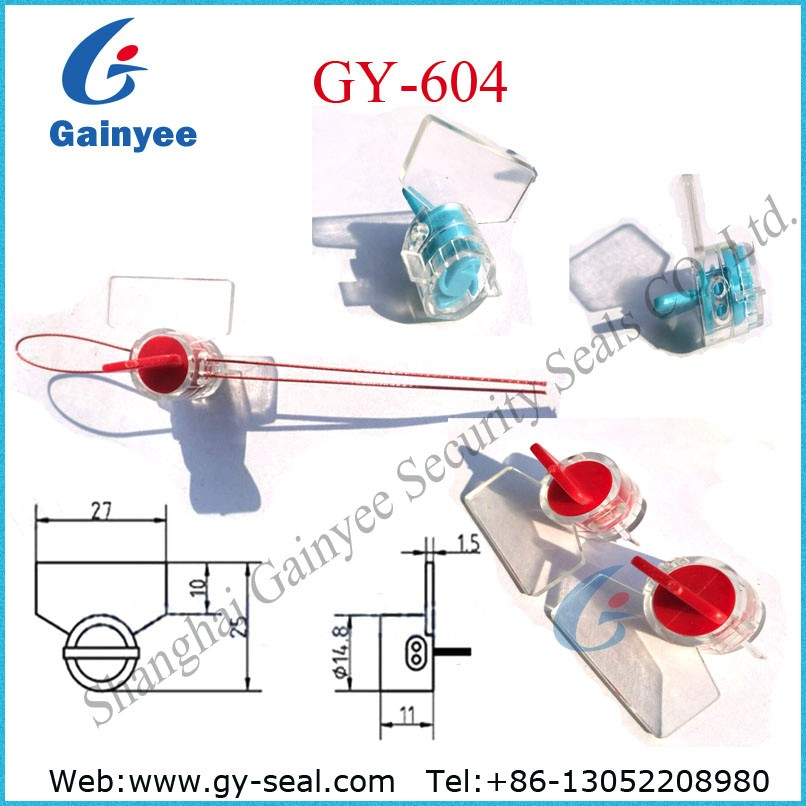 Hot Sale Security meter seal twist lock GY-604