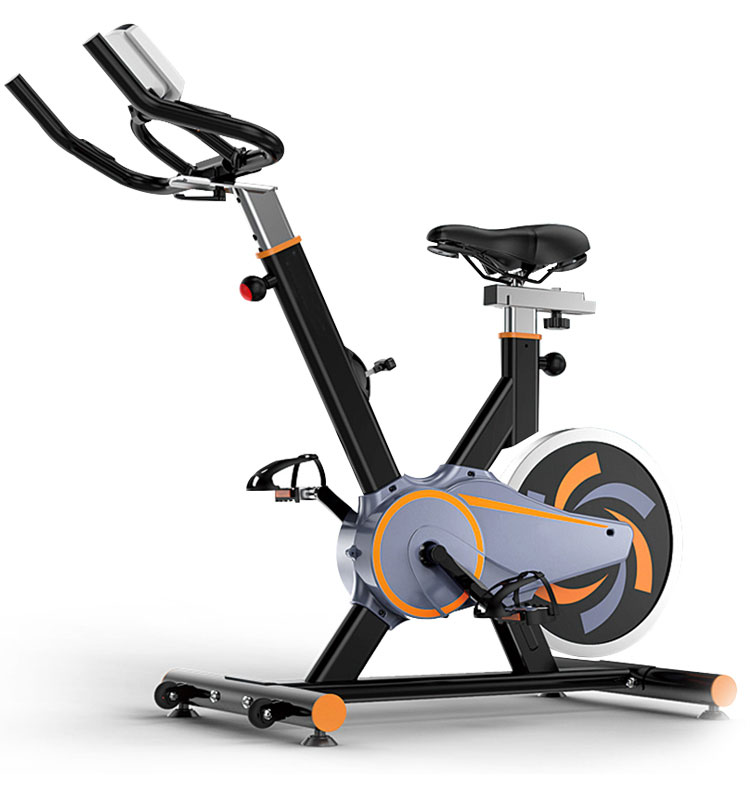 fitness exercise spin bike