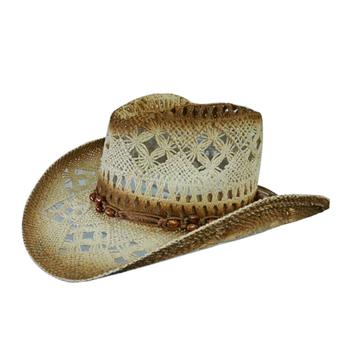 Plain Dyed Cowboy Hats Walmart For Kids Beads Decoration - Buy Plain ... 776429f9117