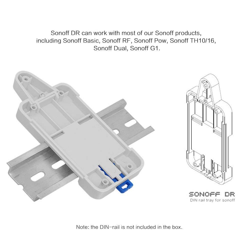 Cheap Din Rail Mounted Toggle Switch Find Dc Circuit Breaker Style Get Quotations Yutang Sonoff Smart Wifi Tray Mounting Home Automation On Off Remote Control
