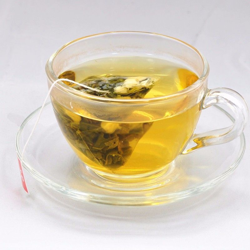 5046 Wholesale flower tea Mix jasmine with China Oolong Tea