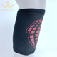 Surfing nylon compression calf construction foam knee sleeve cap pad wraps