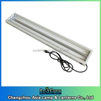 Small Grow Lights For Indoor Plants T5 Ho Fluorescent Lamp Fixture ...