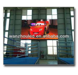 high quality led screen SMD p6